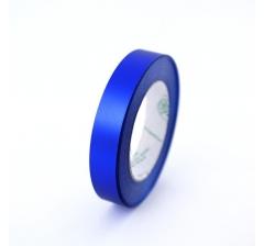 Лента пластиковая 3 см /50 ярдов, синяя