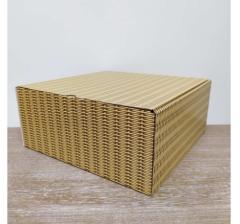 Коробка 30*30*13 см, дизайн 2020-56, ДП95
