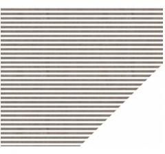 Коробка подарочная 200*200*100 мм, дизайн 2021-20, белое дно