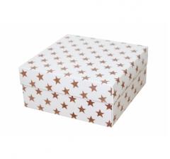 Коробка 150*150*70 мм, дизайн НГ2020-11