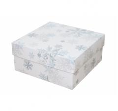 Коробка 150*150*70 мм, дизайн НГ2020-12