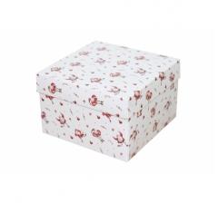 Коробка 150*150*100 мм, дизайн НГ2020-10