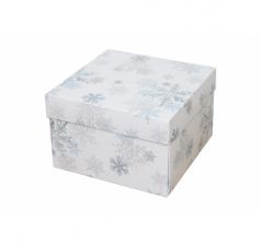Коробка 150*150*100 мм, дизайн НГ2020-12