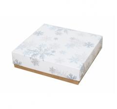 Коробка 150*150*40 мм, дизайн НГ2020-12