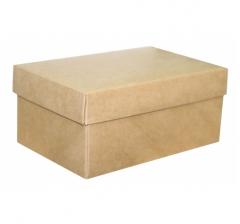Коробка самосборная 150*100*70 мм, крафт