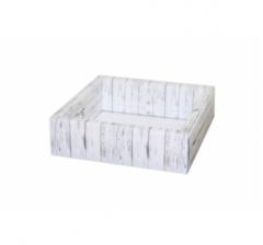 Коробка 175*175*50 мм с прозрачной крышкой, дизайн 2020-79