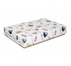 Коробка подарочная 270*180*50 мм, дизайн 2020-8