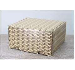 Коробка подарочная 180*157*90 мм, дизайн 2020-56