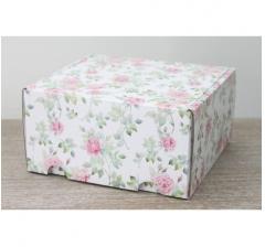 Коробка подарочная 180*157*90 мм, дизайн 2020-53
