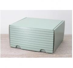Коробка подарочная 180*157*90 мм, дизайн 2020-65