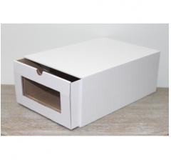 Коробка для хранения 364*224*142 мм, белая