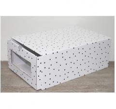 Коробка для хранения 364*224*142 мм, дизайн 2020-62