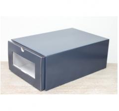Коробка для хранения 364*224*142 мм, синяя