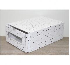 Коробка для хранения 313*220*123 мм, дизайн 2020-62