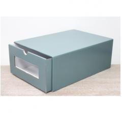 Коробка для хранения 313*220*123 мм, зеленая