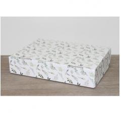 Коробка 28*21*6 см, ДП77, дизайн 2020-54