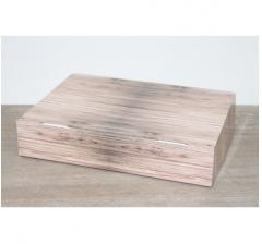 Коробка 28*21*6 см, ДП 77, дизайн 2020-57