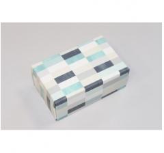 Коробка подарочная 100*60*40 мм, дизайн 2020-64