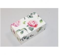 Коробка подарочная 100*60*40 мм, дизайн 2020-50