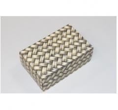 Коробка подарочная 100*60*40 мм, дизайн 2020-46