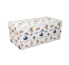 Коробка подарочная 360*180*150, дизайн 2020-8