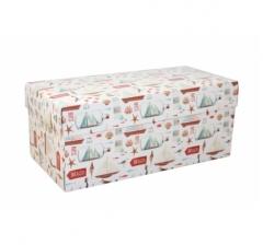 Коробка подарочная 360*180*150, дизайн 2020-11