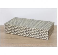 Коробка 28*15*6 см, дизайн 2020-46