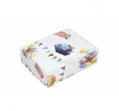 Коробка подарочная 90*70*30 мм, дизайн 2020-8