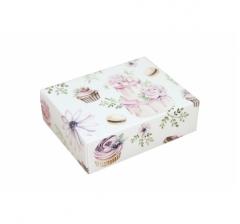 Коробка подарочная 90*70*30 мм, дизайн 2020-3