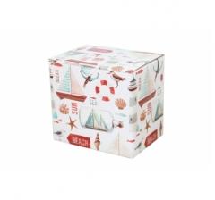 Коробка 12*8,5*12 см, дизайн 2020-11