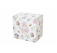 Коробка 12*8,5*12 см, дизайн 2020-3
