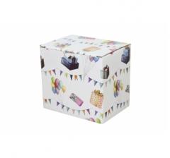 Коробка 12*8,5*12 см, дизайн 2020-8