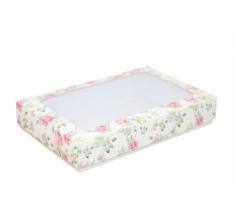 Коробка подарочная с окном 230*150*40, дизайн 2020-26