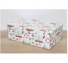 Коробка 24*15,7*8 см, дизайн 2020-63
