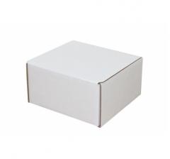 Коробка 100*100*55 мм, белая