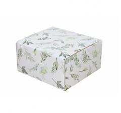 Коробка 10*10*5,5 см, дизайн 2020-1