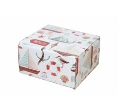 Коробка 10*10*5,5 см, дизайн 2020-11