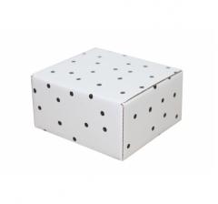 Коробка 10*10*5,5 см, дизайн 2020-9
