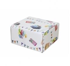Коробка 10*10*5,5 см, дизайн 2020-8