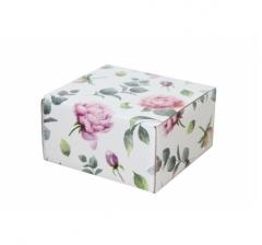 Коробка 10*10*5,5 см, дизайн 2020-4