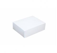 Коробка подарочная 90*70*30 мм, белая